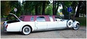 Cadillac baltas kaina