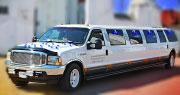 Didelis Limuzinas Šiauliuose | Ford Excursion 22-24 vietų