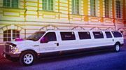 Ford Excursion limuzinas nuoma