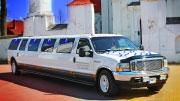 Ford Excursion limuzinas Šiauliuose
