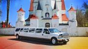 Ford Excursion limuzinas vesuvėms