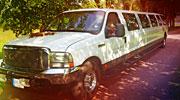 22 vietų Ford limuzino nuoma