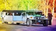 Hummer H1 limuzinas