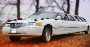 IDEALUS limuzinas | Baltas 14 vietų Lincoln