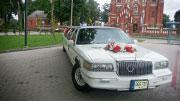 Linksmai šventei nebrangus limuzinas