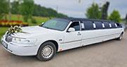 Žavus limuzinas Šiauliai- Radviliškis | Baltas 14 vietų