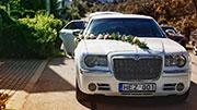 10 vietų Chrysler 300C limuzinas