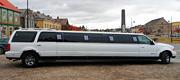 Vilniuje 16 vietų limuzino papuošimas vestuvėms nemokamas