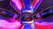 Ford Excursion 25 vietų limuzinos salonas