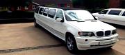 Balto BMW limuzino nuoma Vilniuje