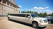 Cadillac Escalade limuzinas šventei