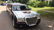 Vilniuje Chrysler 300C