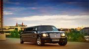 Vilniuje Juodas Chrysler nuomai
