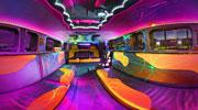 Erdvus Hummer limuzino salonas