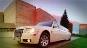 Gražiausias Šampaninis Chrysler nuomai