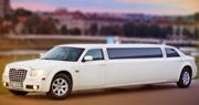 Limuzinai Chrysler | Šampano spalvos | Vilniuje
