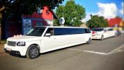 Prabangus limuzinas Vestuvėse