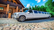 Ford limuzinai vestuvėms Vilniuje