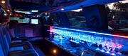 14 vietų limuzino salonas