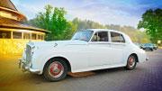Prabangus Bentley senovinis automobilis