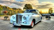 Blizgantis ir tviskantis Bentley