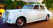 BENTLEY nuoma | 1957 m. Retro Automobilis