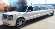 Limuzinas Visureigis | Gražus 18 vietų | Cadillac