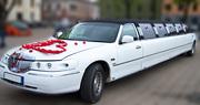 Lincoln Town Car new | Naujo Dizaino limuzinas