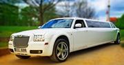 Vilniuje baltas Chrysler 300C gera kaina