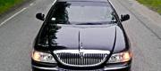 limuzinas VIP juodas