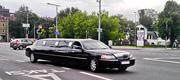 VIP svečių sutikimui limuzinas