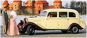 Nuomojamas Mercedes Benz Pulman limuzinas