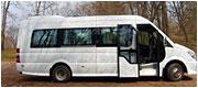 21 vietos mikroautobusas