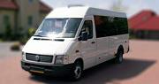17 vietų mikroautobuso nuoma | Šiauliai-Baltas