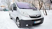 Keleivinio Opel Vivaro nuoma