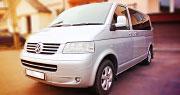 Keleivinis VW Caravelle | 9 vietų Be vairuotojo