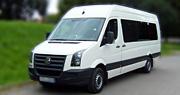 20 Vietų Mikroautobusas Šiauliuose | Baltas- Kondicionierius