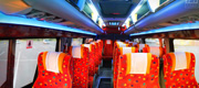 Viduje 20 sėdimų vietų keleiviams