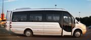 Vestuvinis 20 vietų mikroautobusas