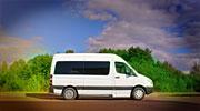 Balto mikroautobuso nuoma vestuvėms